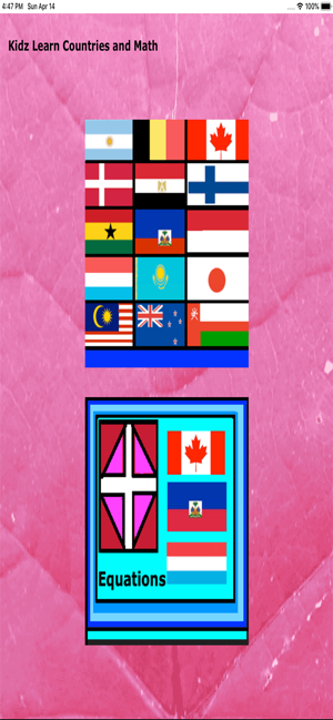 ‎Kidz Learn Countries Screenshot