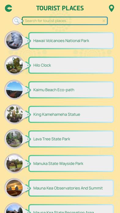 Big Island Tourism screenshot 3