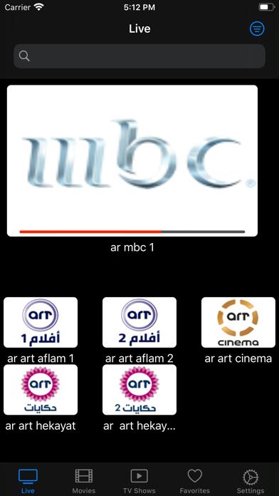 iProTV for iPtv & m3u content screenshot 5