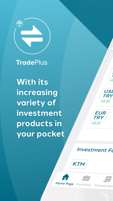 Screenshot for TradePlus in Estonia App Store