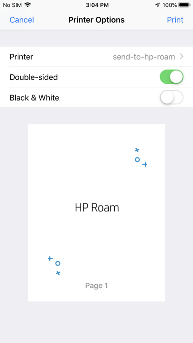 Download HP Roam for Pc