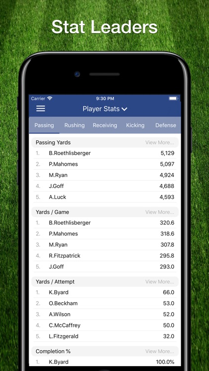 Scores App: NFL Football 2019 screenshot-8