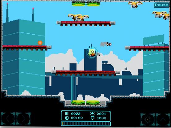 Mighty Strike Team Screenshots