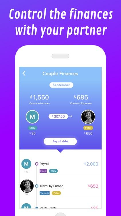 Moneyhero - Save Money Planner screenshot-5