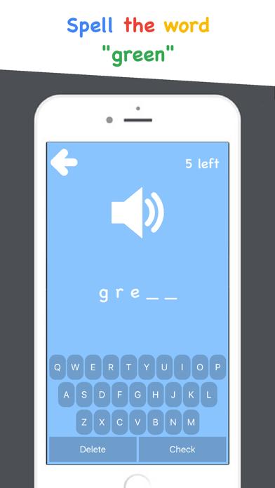 Spell Flash: Grades 1-8のおすすめ画像2