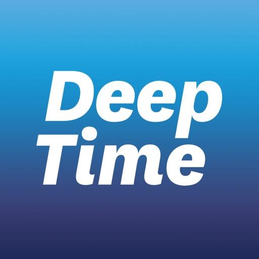 Deep Time Audio Description