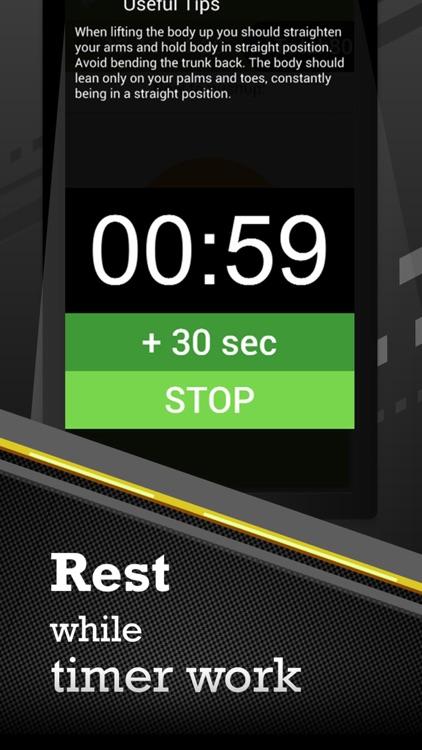100 Pushups Be Stronger screenshot-4