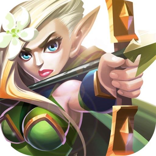 Magic Rush: Heroes iOS Hack Android Mod