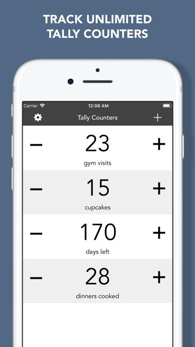 Tally Counters Screenshots