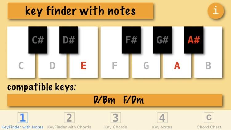 KeyFinder+