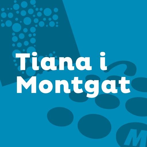 Targeta Montgat i Tiana