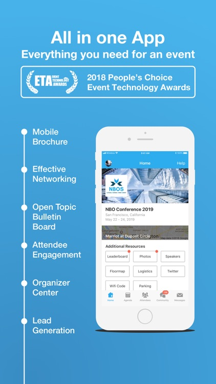 Whova - Event & Conference App screenshot-0