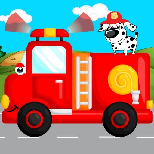 Fireman Game Fire-Truck Games