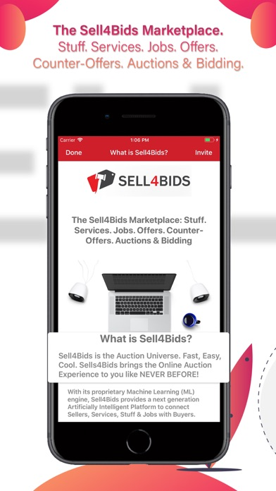 Sell4Bids: Buy & Sell Locally screenshot four