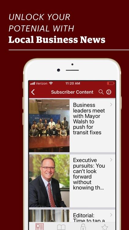 Dayton Business Journal screenshot-4