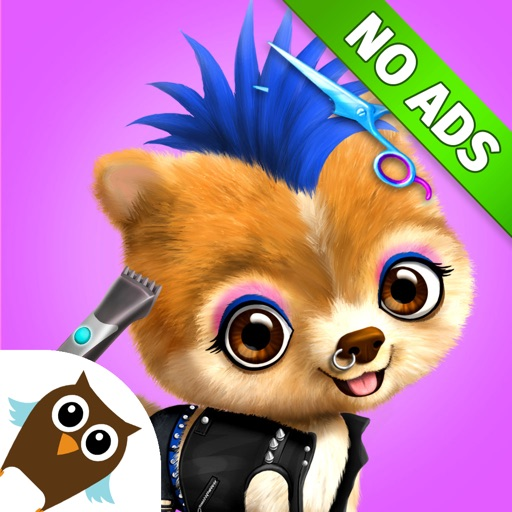 Animal Hair Salon - Kids Game