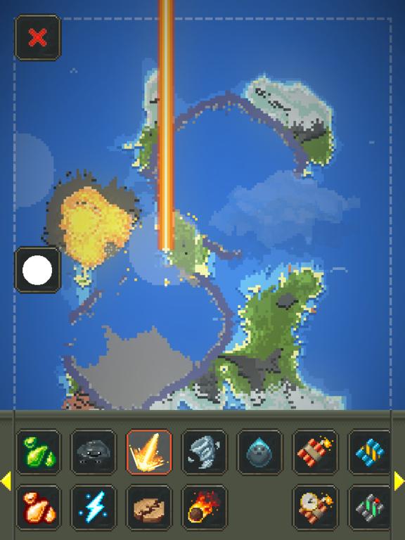 iPad Image of WorldBox - God Sandbox