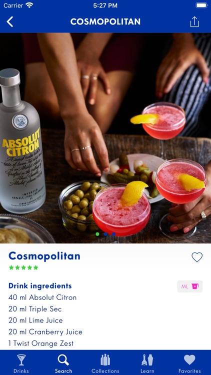 Drinkspiration - Drink Recipes