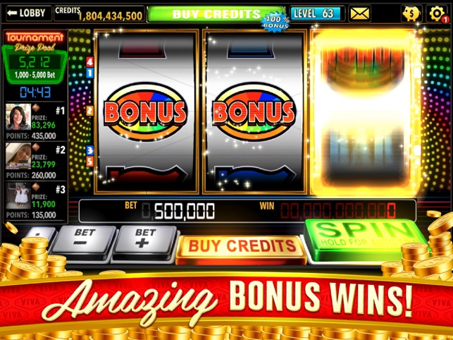 free slot games for iphone 7