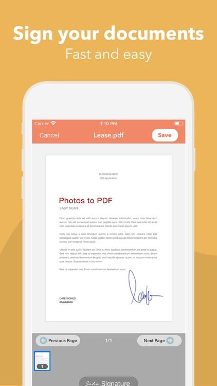 PDF it All Document Converter screenshot-6
