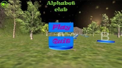 Alphabet club screenshot 1