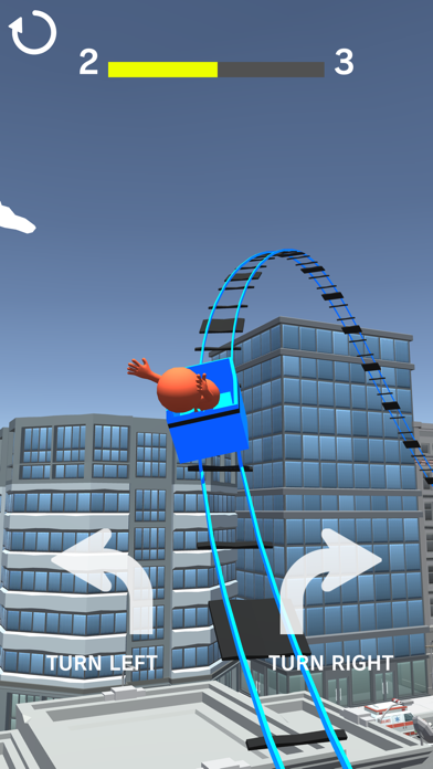 City Coaster Screenshot