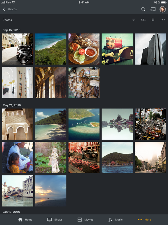 Plex by Plex Inc  (iOS, United States) - SearchMan App Data