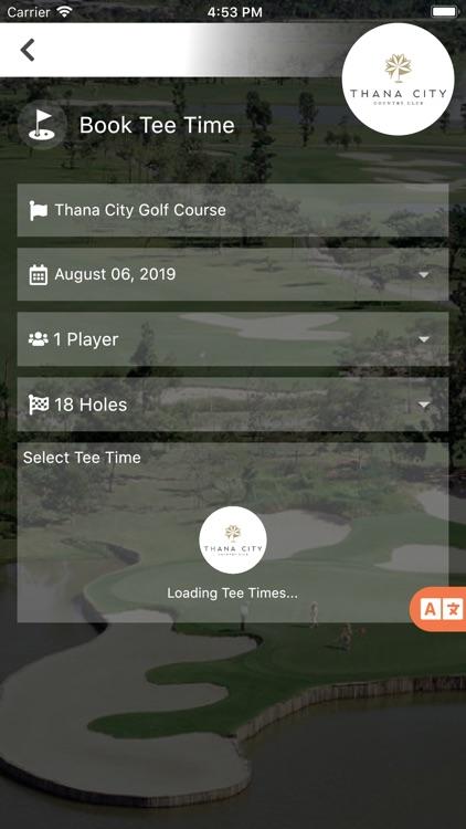 Thana City Country Club screenshot-3