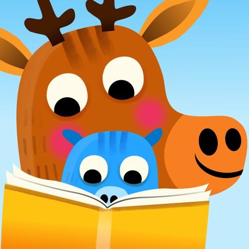 Caribu: Kids' Books & Coloring