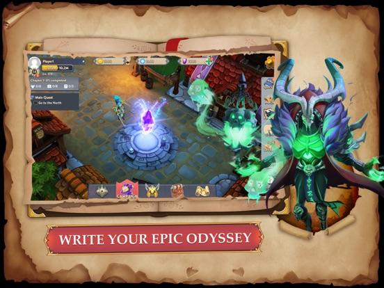 Epic Odysseyのおすすめ画像6