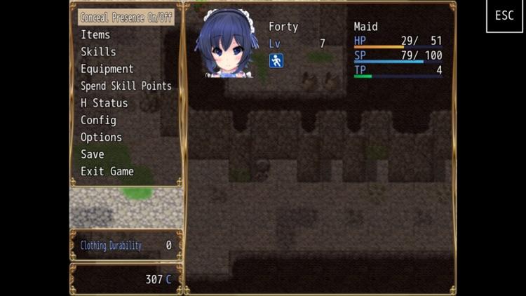 Miss Lisette Assassin Maid screenshot-3