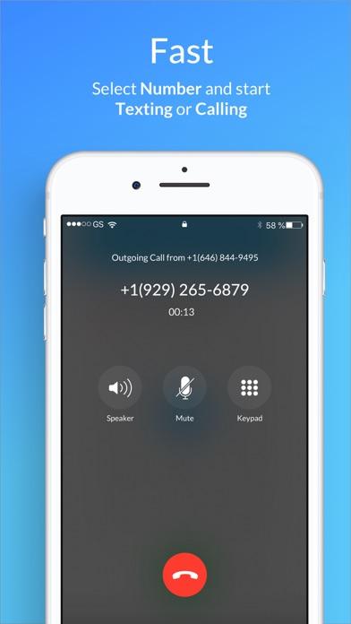 下载 SIMless - Second Phone Number 为 PC