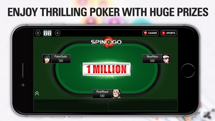 PokerStars Poker Games DK screenshot-1