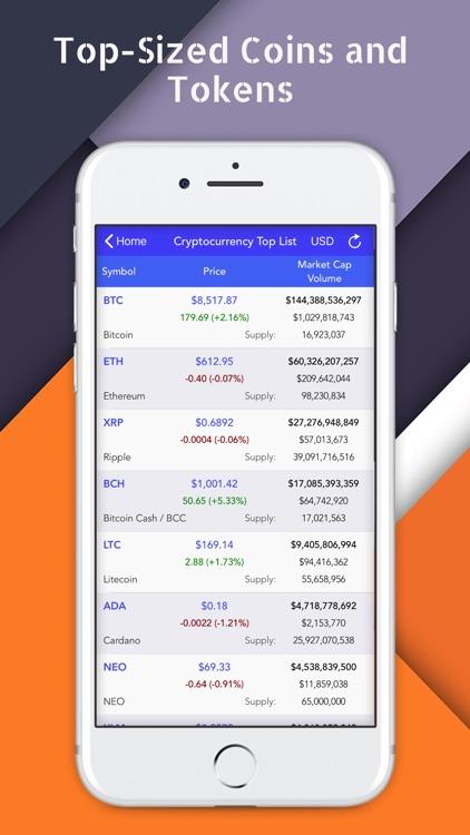 Crypto Top Charts and Ratings screenshot-8