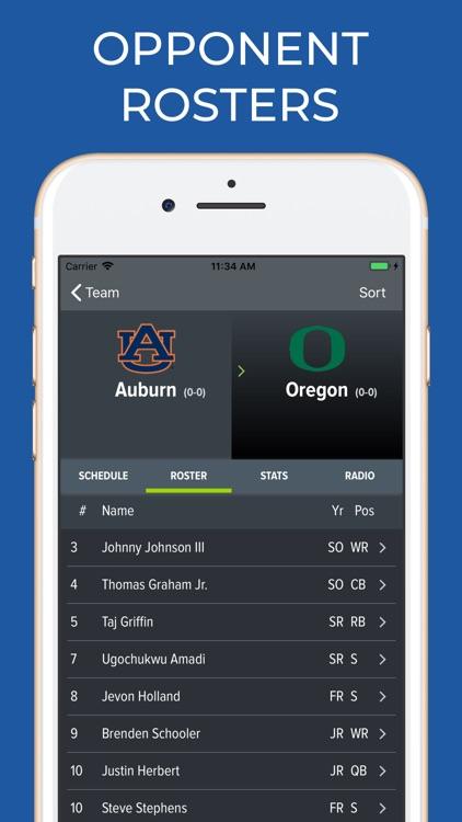 Auburn Football screenshot-7