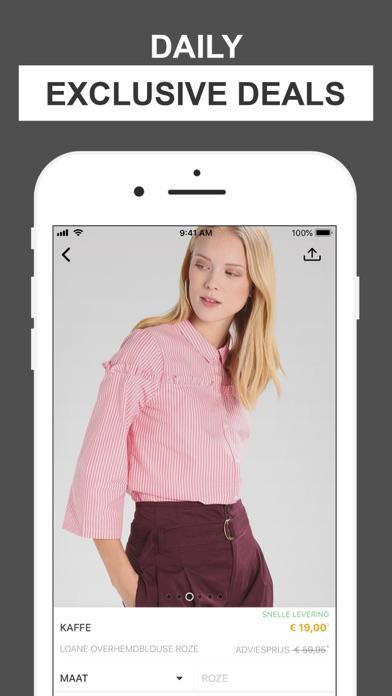Screenshot for Zalando Lounge - Shopping Club in Sweden App Store