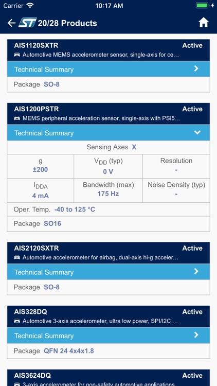 ST Sensors Finder screenshot-3