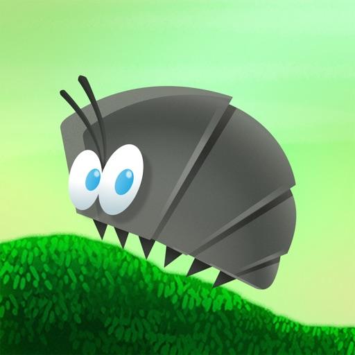 だんごむしコロコロ - ダンゴムシをつかまえて迷路で遊ぼう!