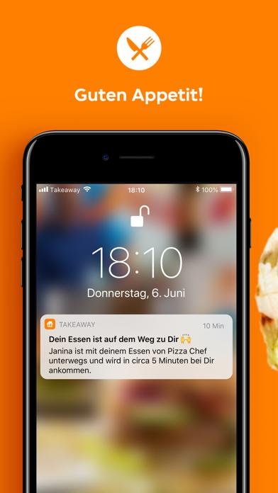 Takeaway.com - Schweiz for Windows