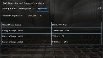 点击获取LNG Densities and Energy calc