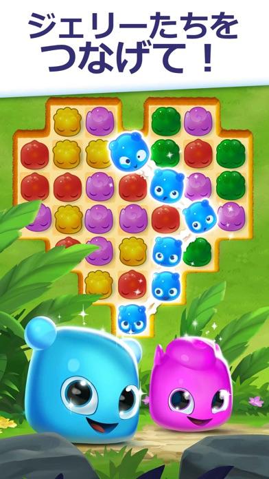 Jelly Splash -リラックスできるパズルゲーム ScreenShot0