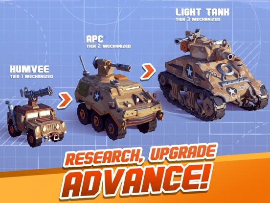 Hardhead Squad: MMO War screenshot 12