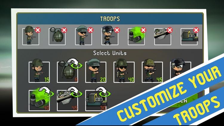 War Troops: Military Strategy screenshot-5