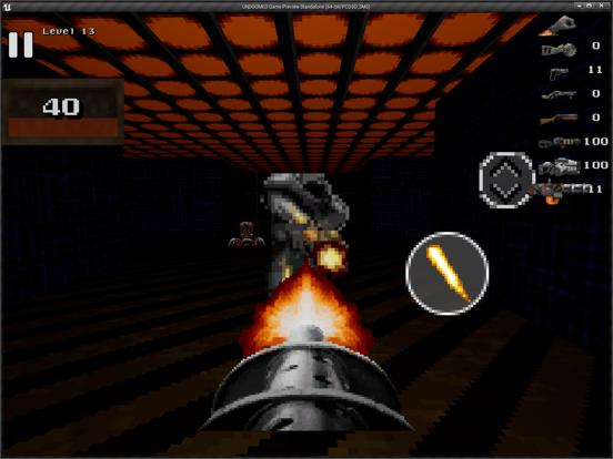 UNDOOMED - 3D FPS screenshot #2