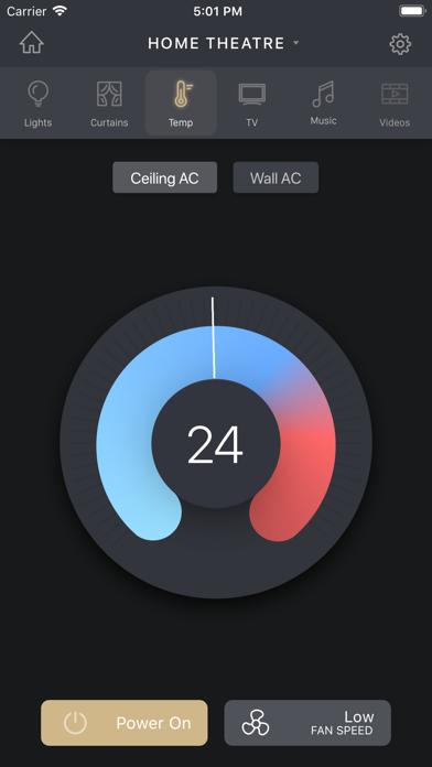CasaDigi Plus for iPhone screenshot 1