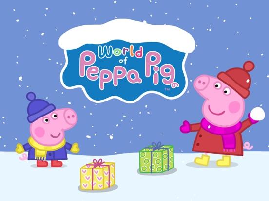 iPad Image of World of Peppa Pig
