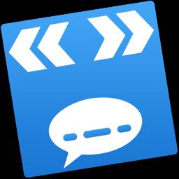 Ícone do app SubShifter: Shift subtitles