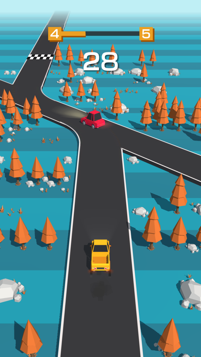 Traffic Run! pour Android