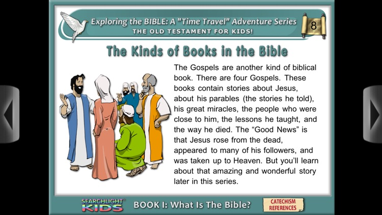 Searchlight® Kids: Bible 1 CE