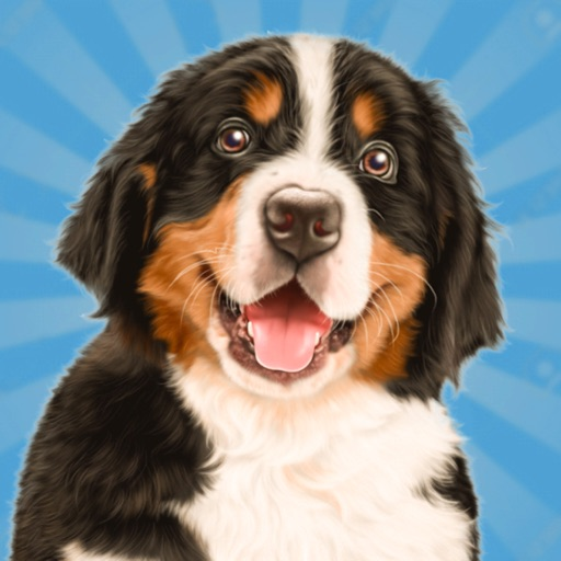 Dog Town - My Pet Simulator 3D Icon